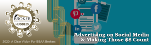 """Advertising on Social Media & Making Those $$ Count"""" @ ZOOM"""