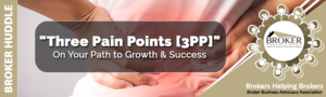 What Are the Top Three (3) Pain Points on Your Path to Growth and Success? @ ZOOM