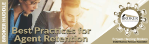 """""""Best Practices for Agent Retention"""" @ ZOOM"""